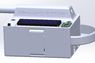 Early COVID-19 Detector