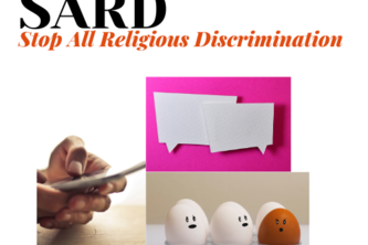 SARD (Stop all Religious Discrimination)