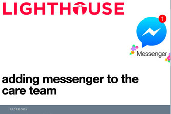 LIGHTHOUSE messenger