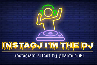 InstaGJ I'm the  DJ