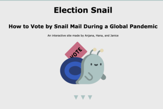 Election Snail