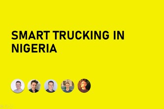 Smart Trucking In Nigeria