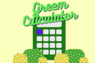 Green Calculator App