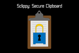 Sclippy: Secure Clipboard