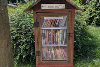 The Open Library Project