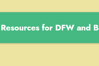 Food Database - Resources for DFW and Beyond
