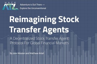 Reimagining Stock Transfer Agents