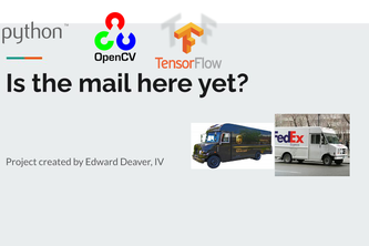 Is the mail here yet?