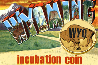 Wyoming Incubation Coin (WYO)