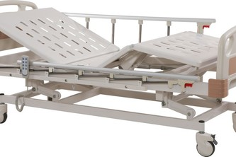 Collapsable Hospital bed