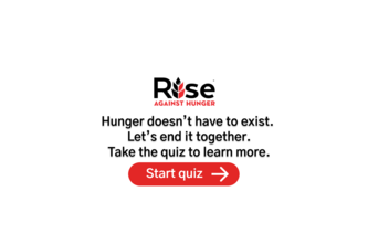 Rise Against Hunger: Learning Survey