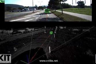 3D point cloud mapping vSLAM