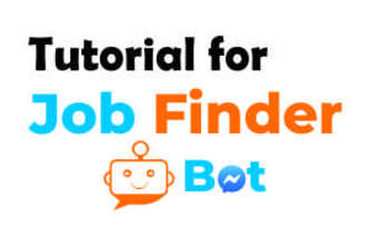 Job Finder Bot tutorial