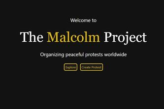 The Malcolm Project
