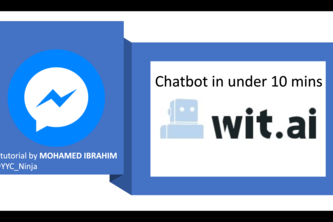 Chatbot with wit.ai and Facebook Messenger under 10 minutes