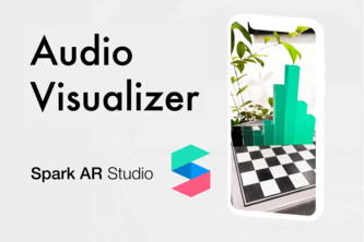 Spark AR - Audio Visualizer Tutorial