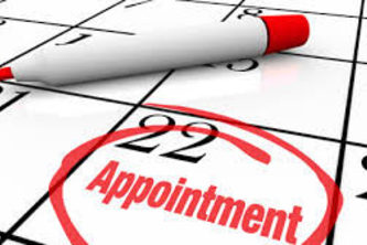 Set Appointments!!!