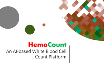 HemoCount - An AI-based White Blood Cell Counting Platform