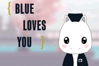Blue Loves You