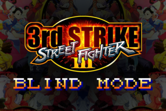 Blind Accessibility Mode for Street Fighter III: 3rd Strike