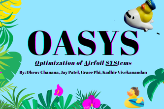OASYS - Optimization of Airfoil SYStems