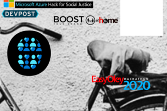 EasyOley Microsoft Azure Hack for Social Justice