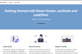 Getting Started with React Hooks: useState and useEffect