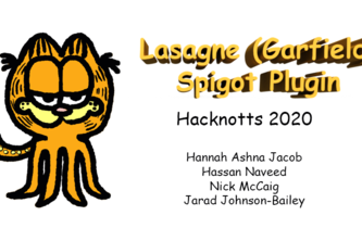 Garfield Spigot Plugin