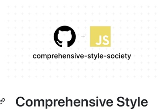 Comprehensive Style Society (CSS)