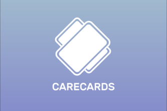 CareCards - Accessible Mental Healthcare