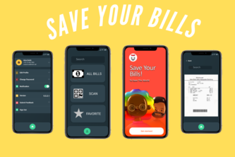 SI4303 - SAVE YOUR BILLS
