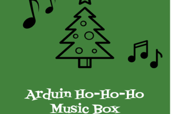 Arduin-Ho-Ho-Ho Music Box