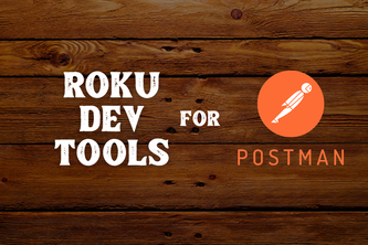 Roku Dev Tools