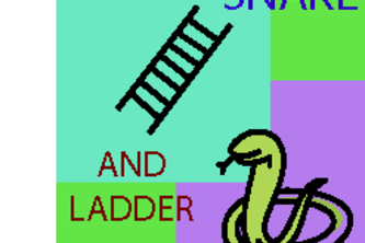 Logo for my Snakes and ladders