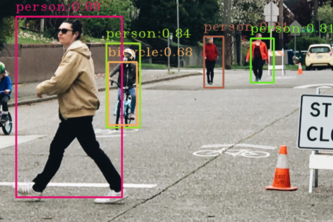 Object Detection With DNN!