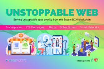 Unstoppable Web (Bitcoin Apps)