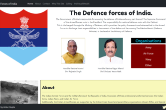 Defence forces of India