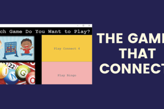 The Games that Connect