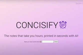 Concisify