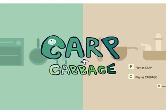 Carp and Cabbage