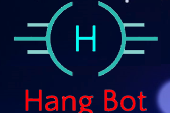Hang Bot -- Featuring Words