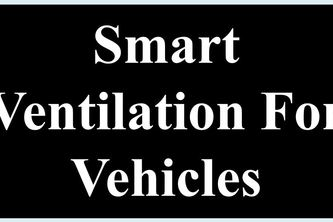 Smart Ventilation For Vehicles