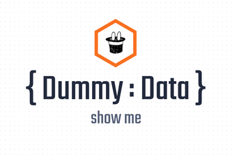 Show me the dummy data