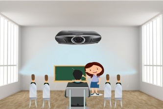 Artificial classrooms and meetings
