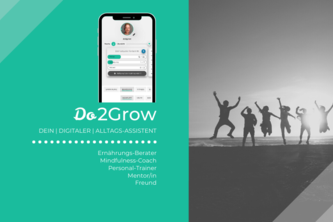 Do2Grow, der digitale Alltags-Assistent aus der Hosentasche