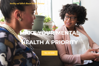 Healthy and Whole Mental Health Services