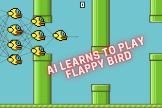 AI Learns to Play Flappy Bird