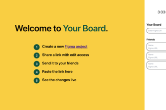 Your Board