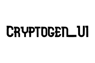 Cryptogen_UI- The SMART Encryption/Decryption Library