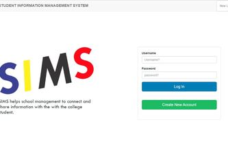 SIMS(Student Information Management System)